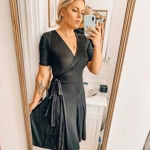 J. Crew Dresses - J.Crew wrap dress